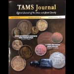 New Token and Medal Society journal features Rochester medals, maverick tokens, and more