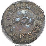 Stack's Bowers to offer near Mint 1783 Chalmers threepence at October 2018 Whitman Baltimore Expo auction