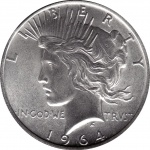 "Q&A: Is the Peace dollar the first example of the word ""peace"" used on a coin?"
