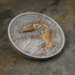CIT: Evolution of life coin series – the Pterosaur