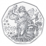 "Austria: New Year's Day 2019 is welcomed with ""Joy of Living"" coin"