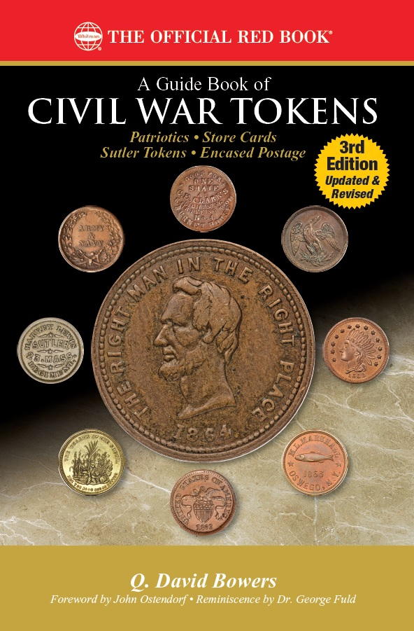 New third edition of Bowers's Guide Book of Civil War Tokens