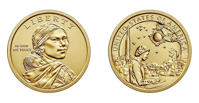 2019 S NATIVE AMERICAN Sacagawea SPACE Program PROOF Dollar Ship TODAY!!