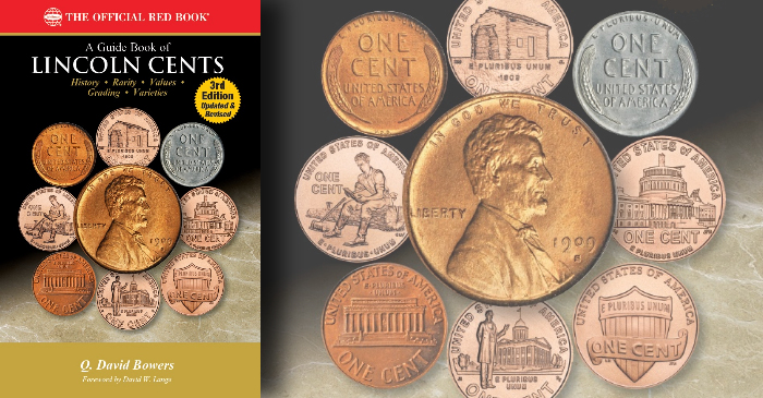 A Guide Book of Lincoln Cents The Official Red Book