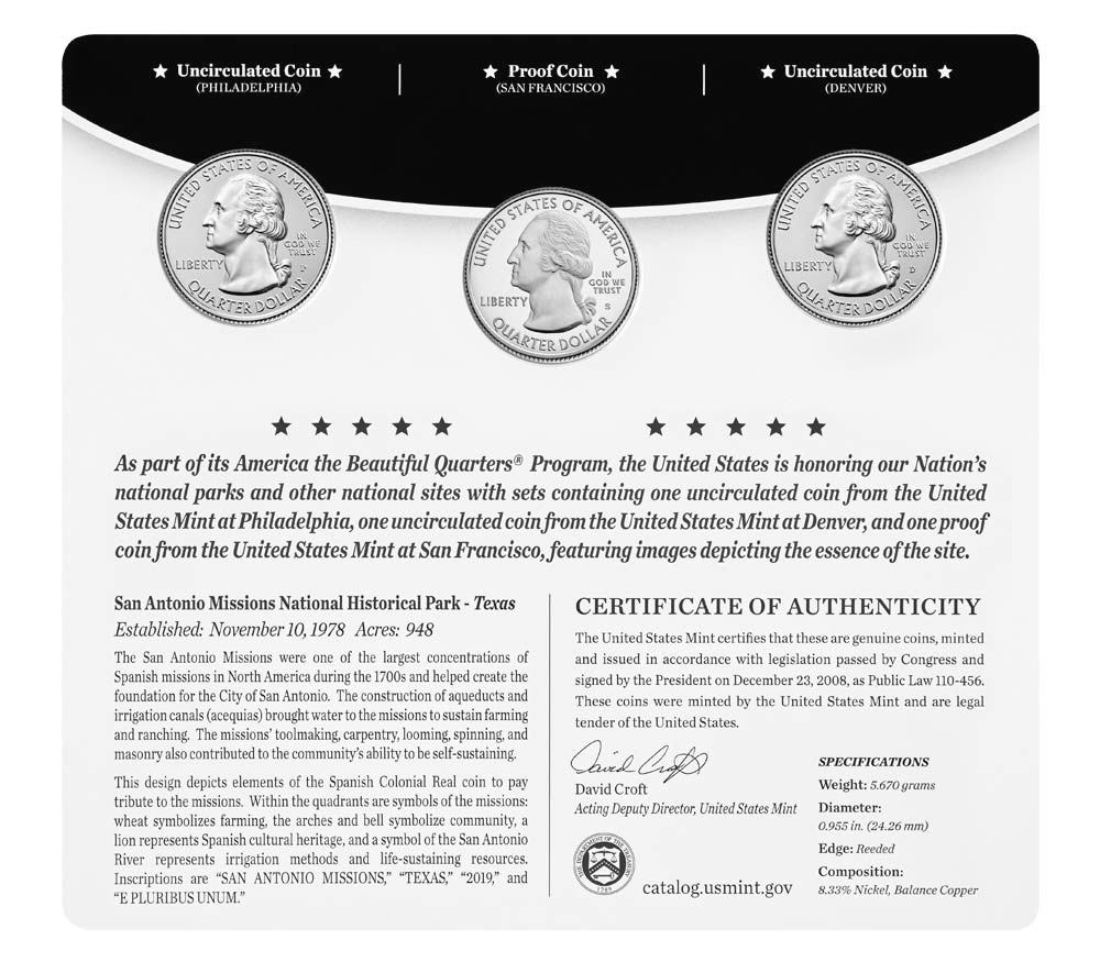 United States Mint begins accepting orders for set featuring