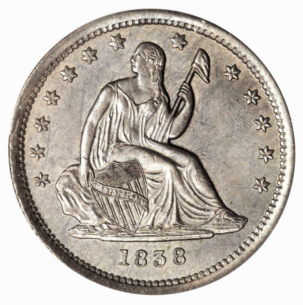 Bowers on collecting: Collecting Liberty Seated quarters 2