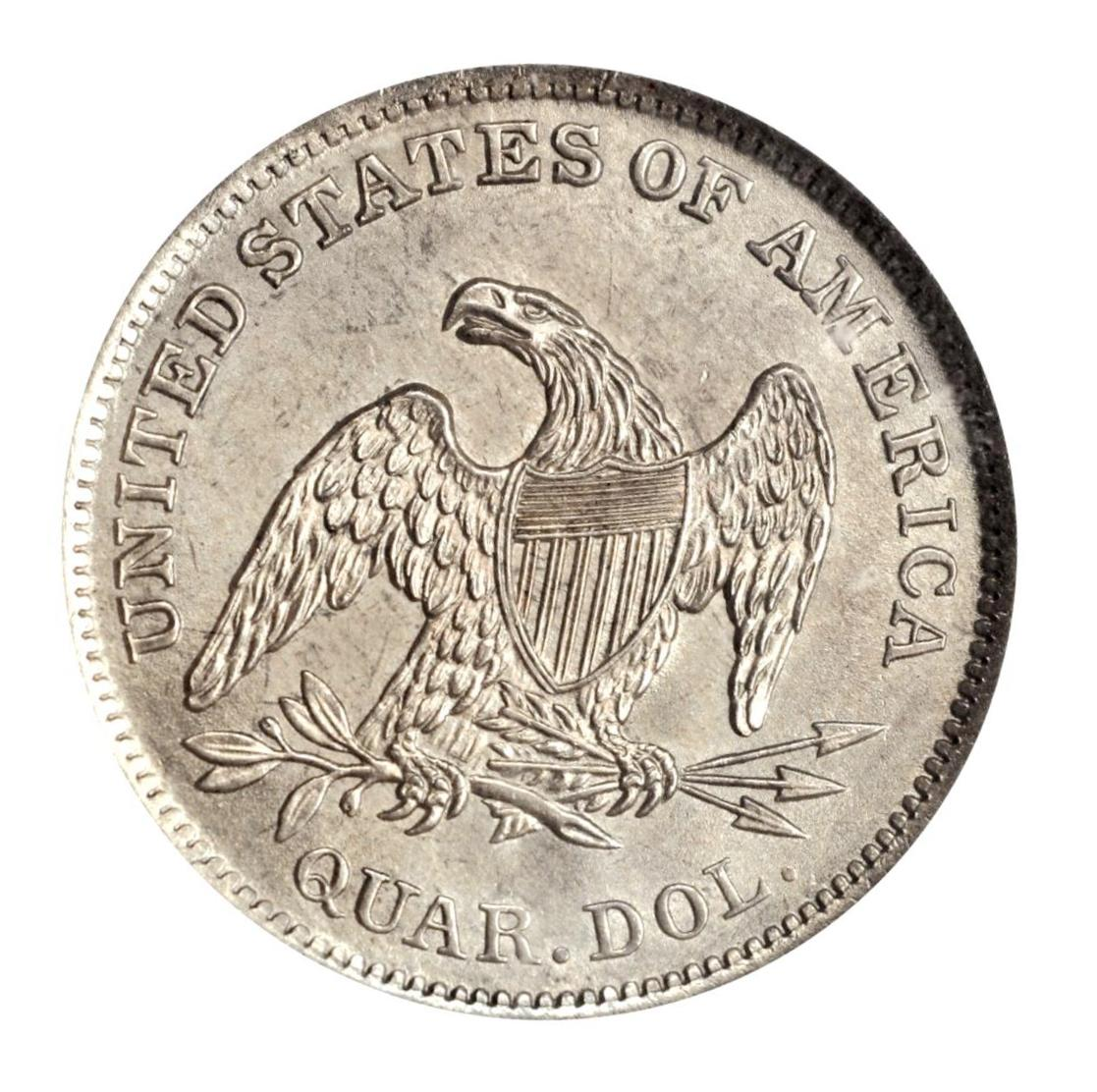 Bowers on collecting: Collecting Liberty Seated quarters 3