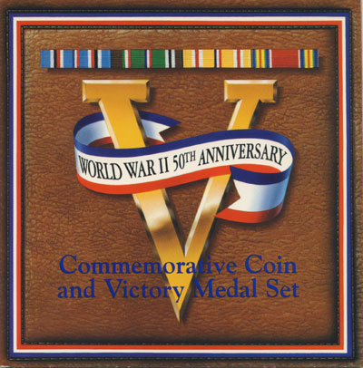 Coin and Victory Medal Set