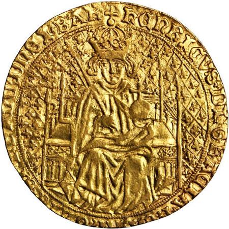 Henry VII sovereign