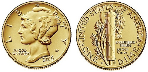 Part 1 Of A Three Series On The U S Mint 2016 Centennial Gold Coin Program