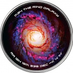 Galaxies and Nebulae Silver Spinner series