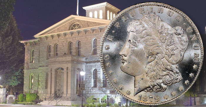 The Carson City Mint 150th Anniversary Commemorative Coin Act Of