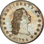 Bowers on collecting: The famous 1794 silver dollar