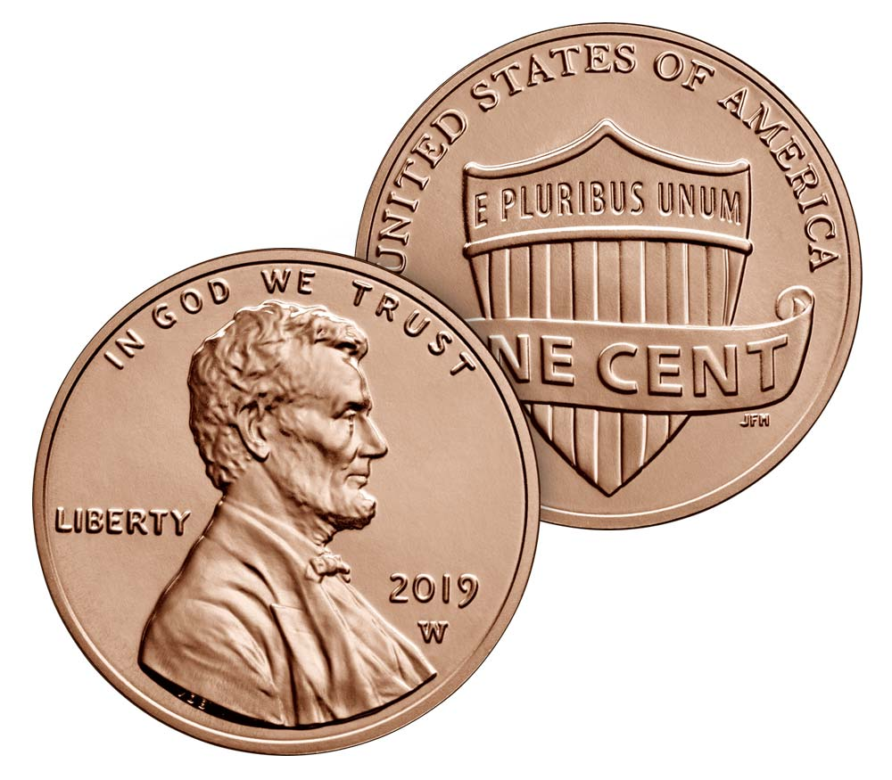 penny united states coin