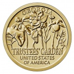 Georgia American Innovation $1 coin products on sale December 19