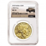 NGC introduces exclusive tatanka buffalo special label